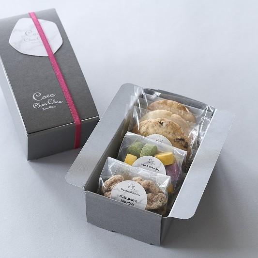 ヴィーガン&グルテンフリー焼き菓子プチギフトセット※卵、バター、乳、小麦粉、白砂糖不使用