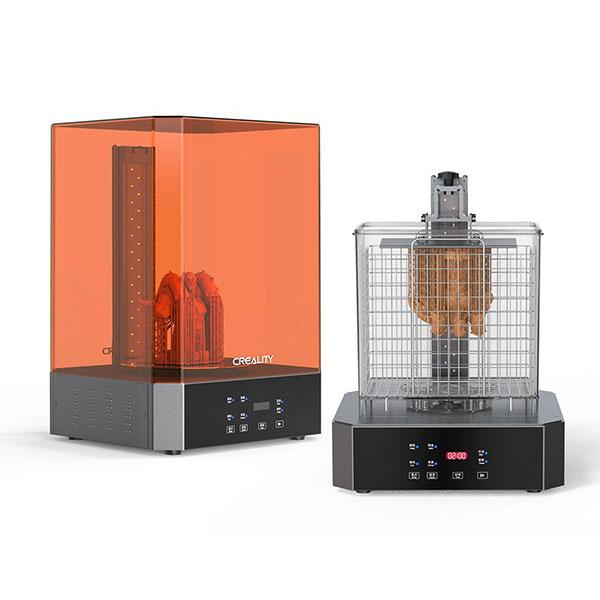 UW-02 3Dプリンター用洗浄硬化機