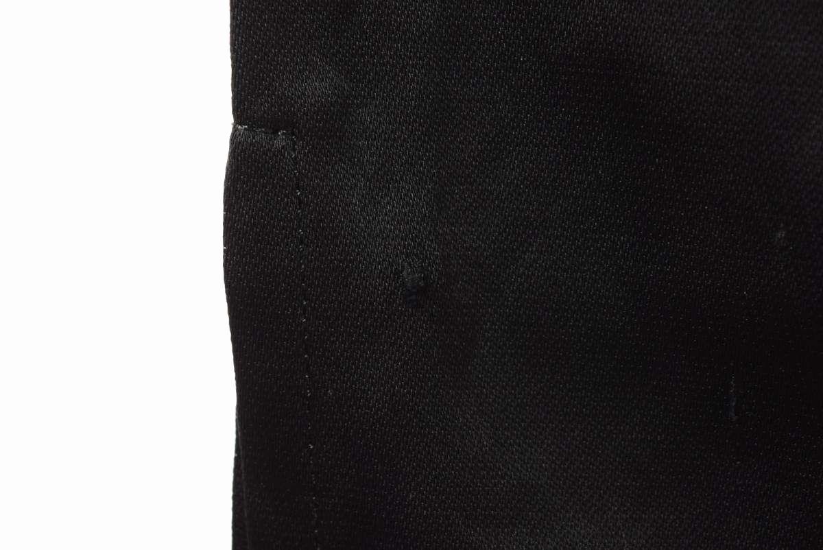 MM6 ワンタック レーヨン パンツ