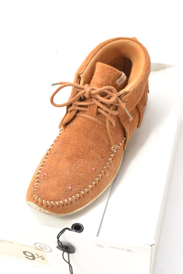 VISVIM FTB BEAR FOOT SHAMAN シューズ