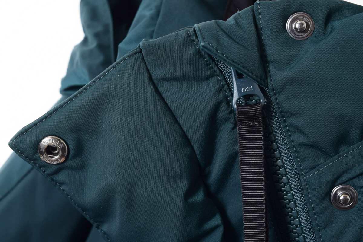 ENFOLD PEツイル ショート丈 ダウンジャケット