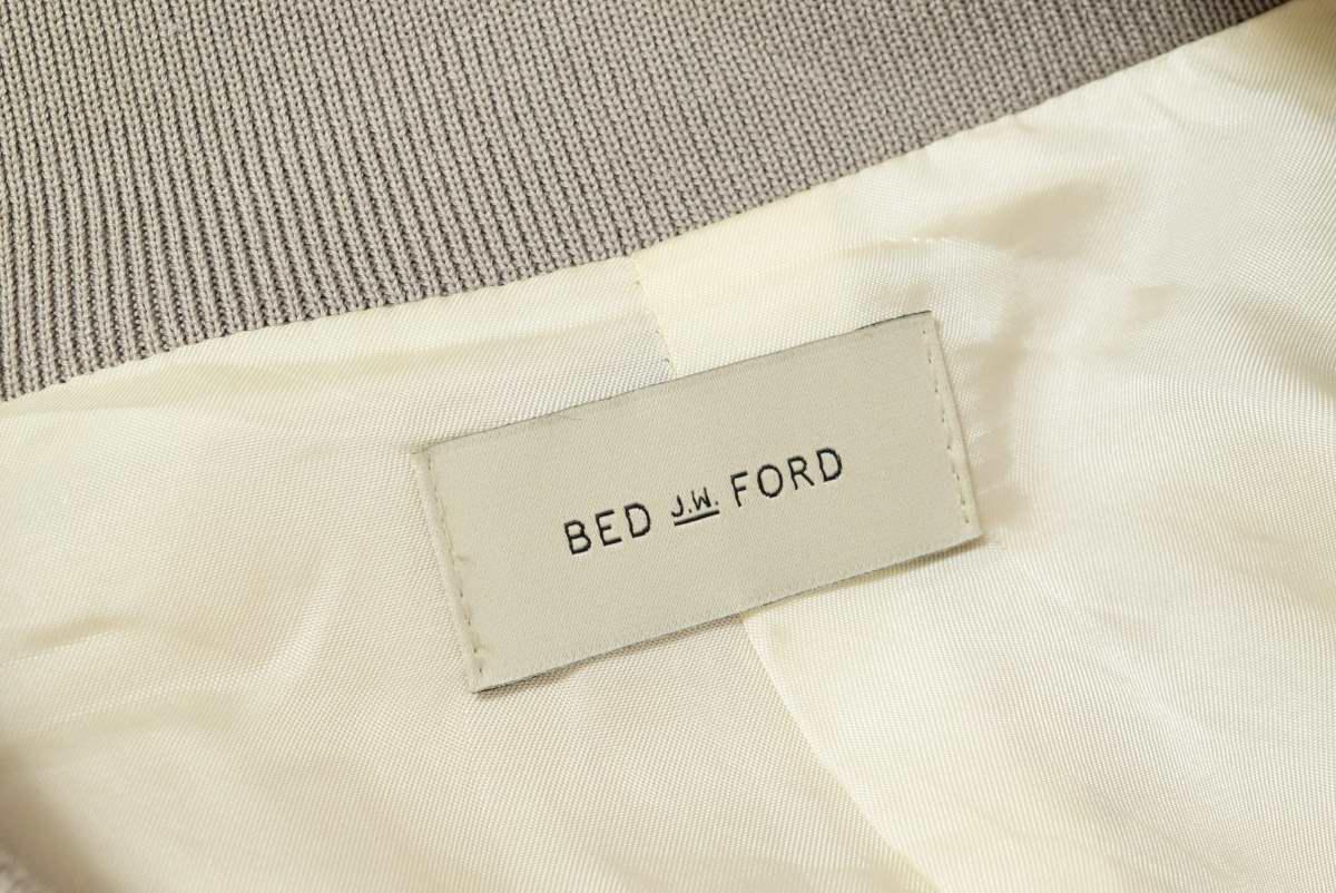 BED J.W. FORD ナイロン ボンバージャケット