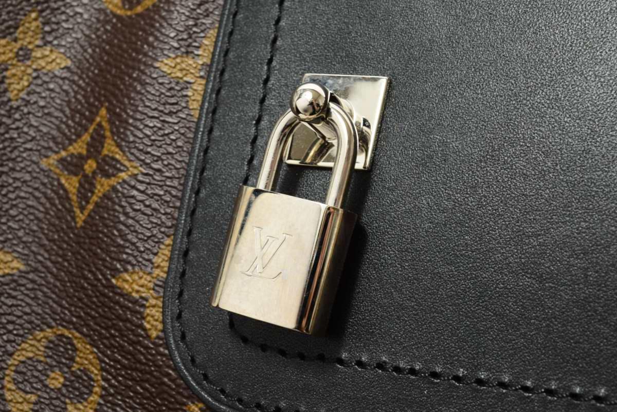 LOUIS VUITTON モノグラムマカサー ネオグリニッジ バッグ
