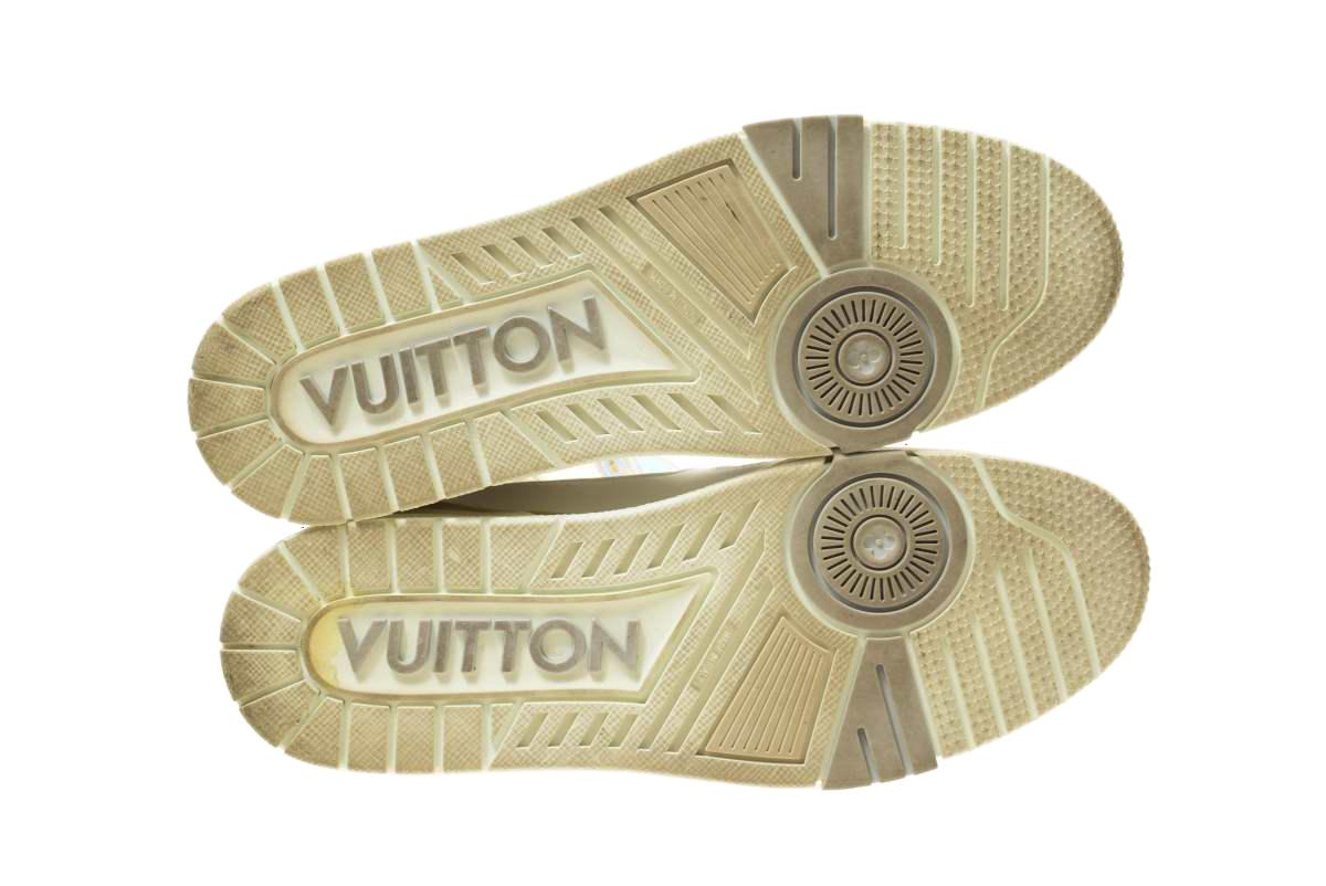 LOUIS VUITTON LVトレーナー ハイカットスニーカー
