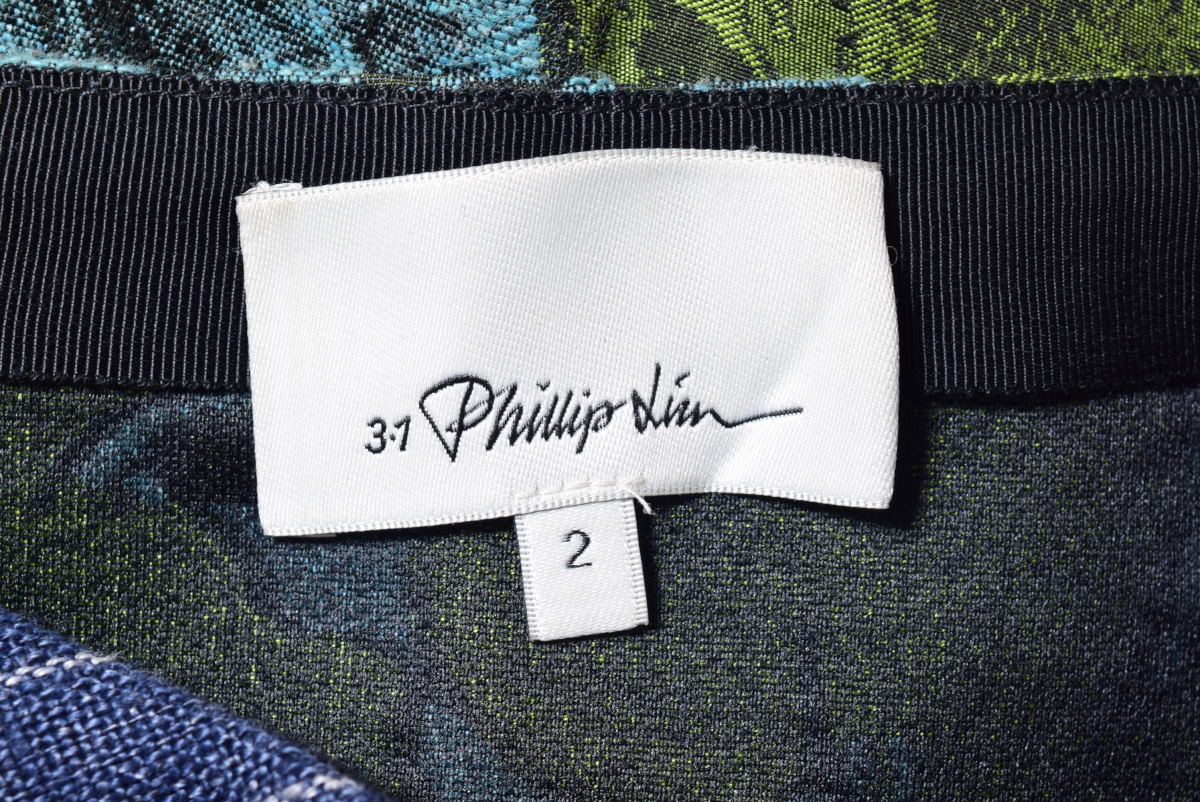 3.1 Phillip Lim ドッキング アシンメトリー スカート