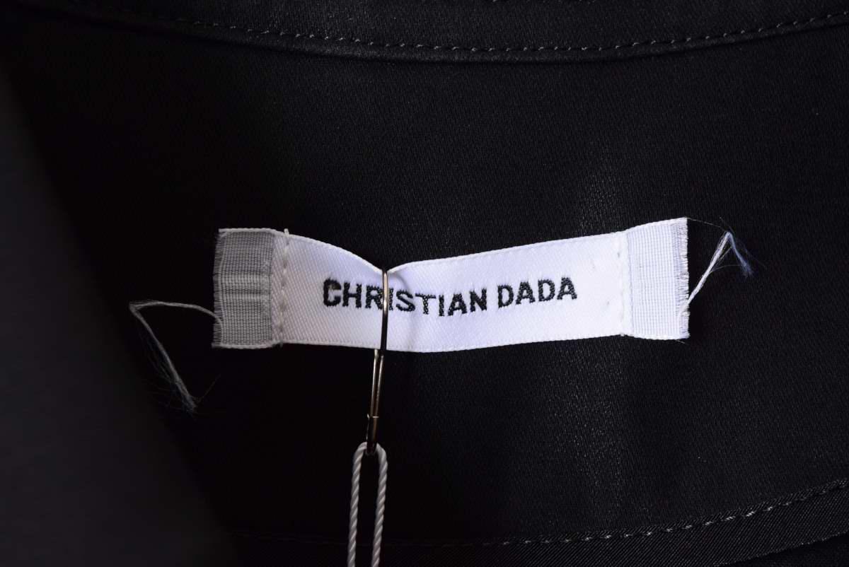 CHRISTIAN DADA 2way コットン ラップ コート
