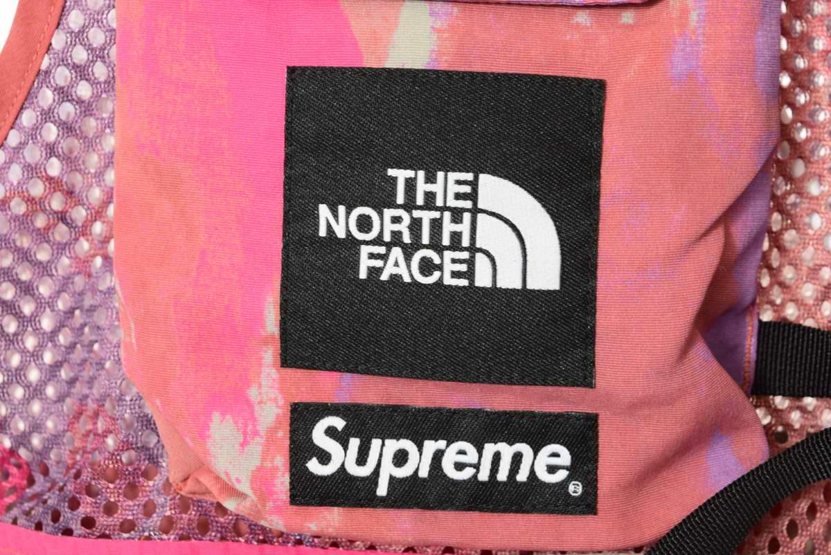 THE NORTH FACE × Supreme カーゴベスト