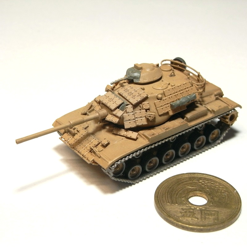 1/144 M60A1 RISE 改造セット
