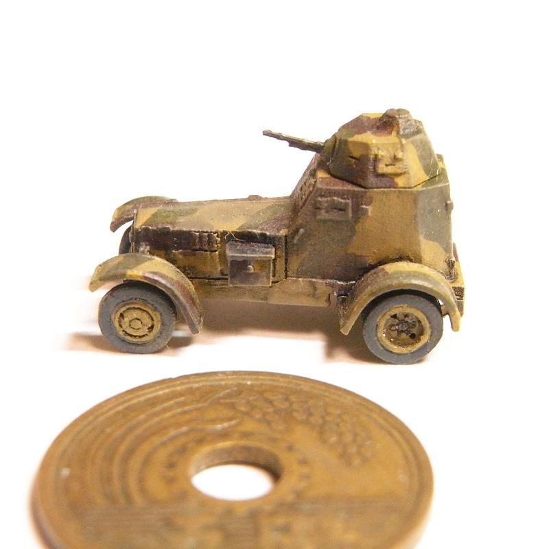 1/144 Wz.34装甲車