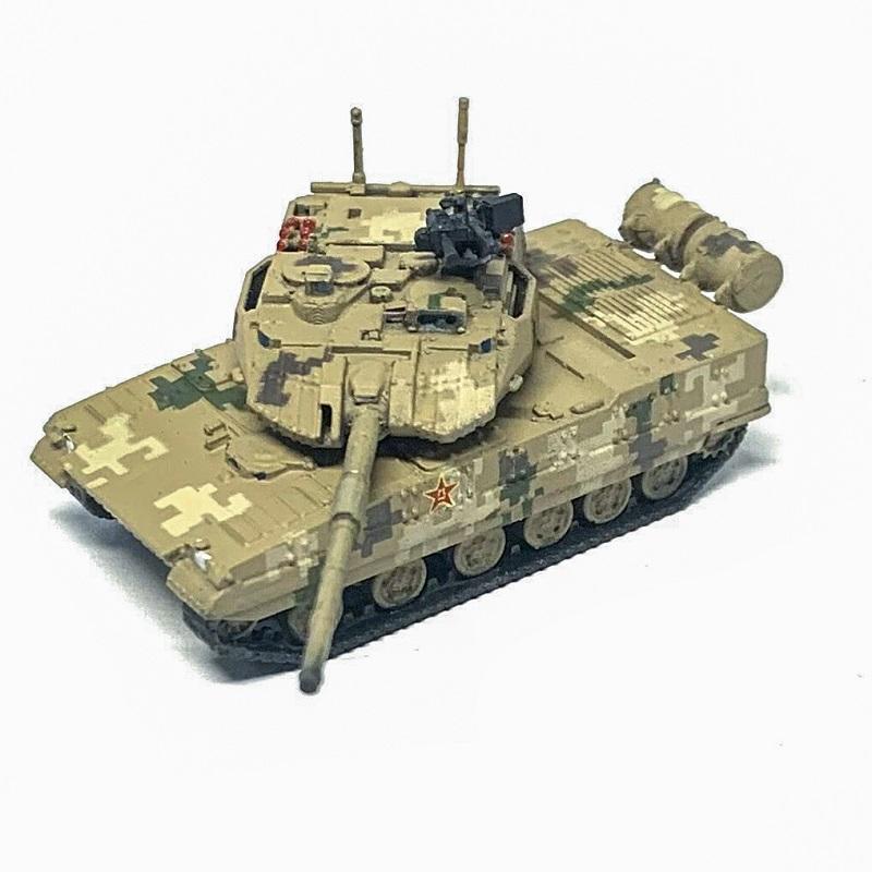 1/144 人民解放軍 15式軽戦車(ZTQ-15)増加装甲型
