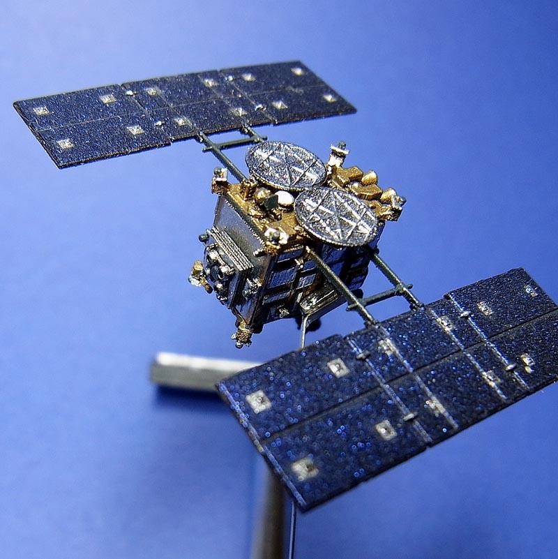 1/144 小惑星探査機 はやぶさ2 UVレジンver.
