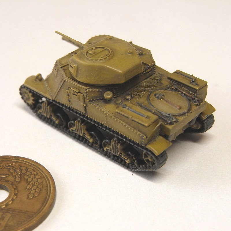 1/144 M3グラント巡航戦車