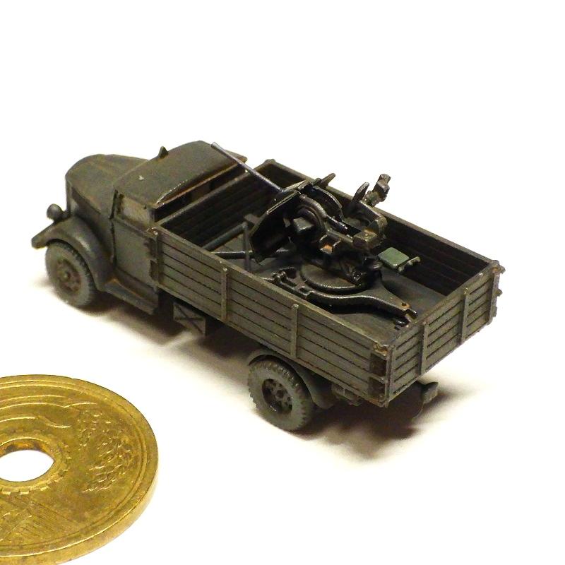 1/144 オペル・ブリッツ(Flak38搭載型)