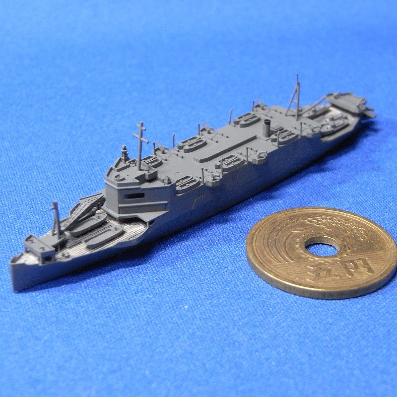 1/2000 陸軍特殊船 神州丸