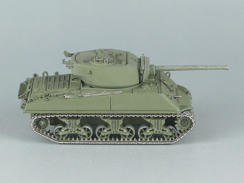 1/144 M4A3E2(Jumbo)(金属砲身付き)