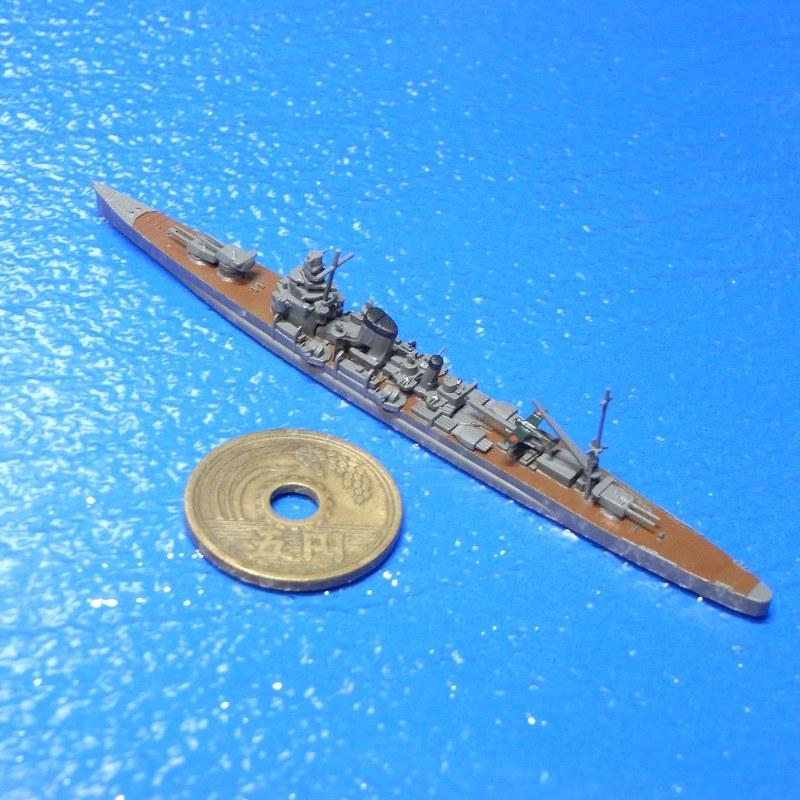 1/2000 古鷹型重巡洋艦(UVレジン版)
