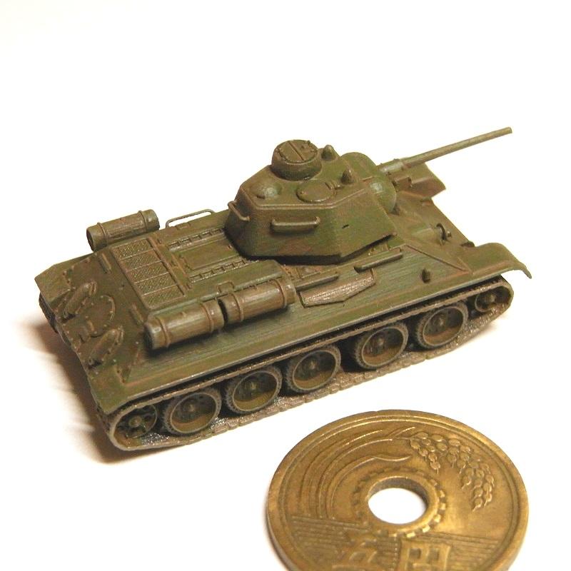 1/144 T-34/76(1943年型)