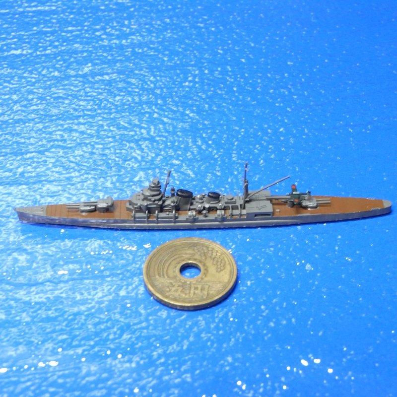 1/2000 青葉型重巡洋艦(UVレジン版)