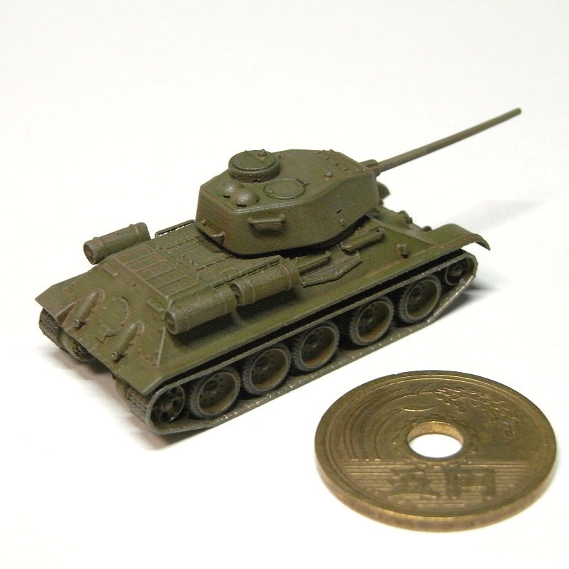 1/144 T-34/85(1944年型)