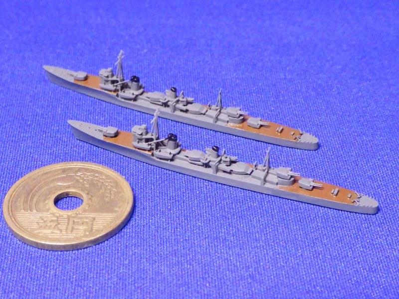 1/2000 朝潮型駆逐艦(2隻セット)