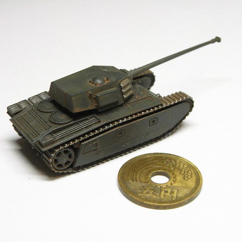 1/144 ARL-44重戦車