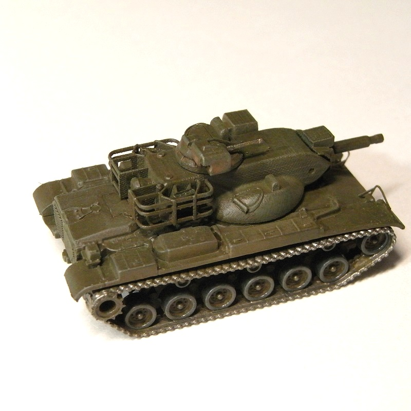 1/144 M60A2 改造セット