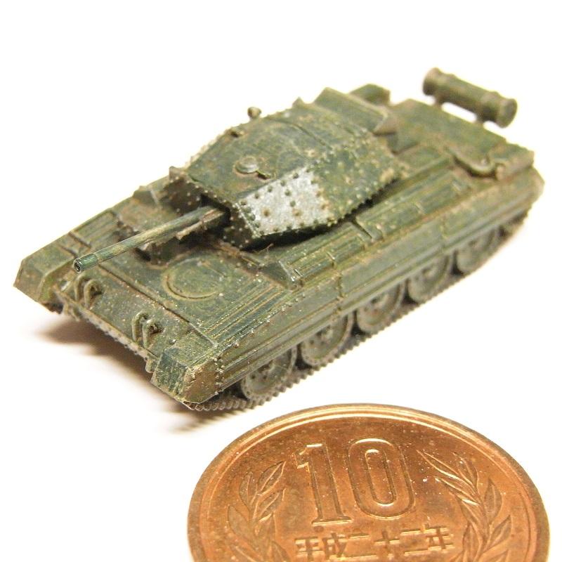 1/144 クルセイダー巡航戦車 Mk.III