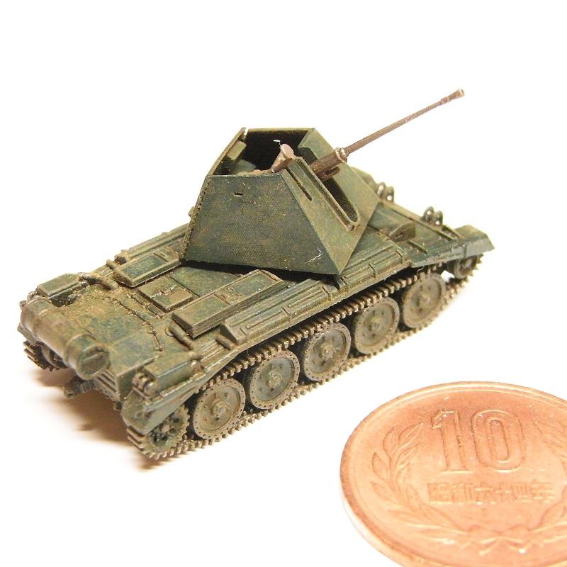 1/144 クルセイダー対空戦車 Mk.I