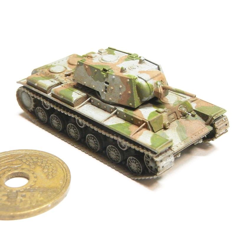 1/144 KV-1E重戦車改造キット
