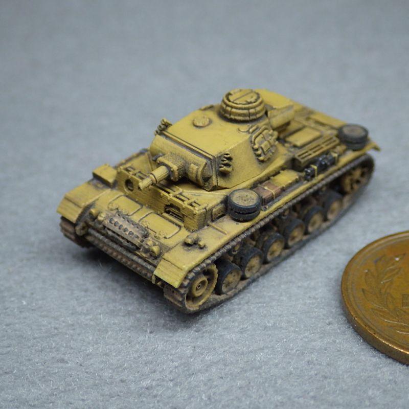 1/144 III号戦車N型(L型ベース)