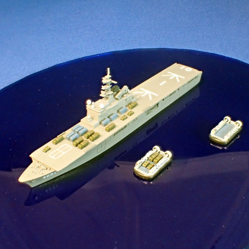 1/2000 JMSDF LST-4001「おおすみ」型輸送艦