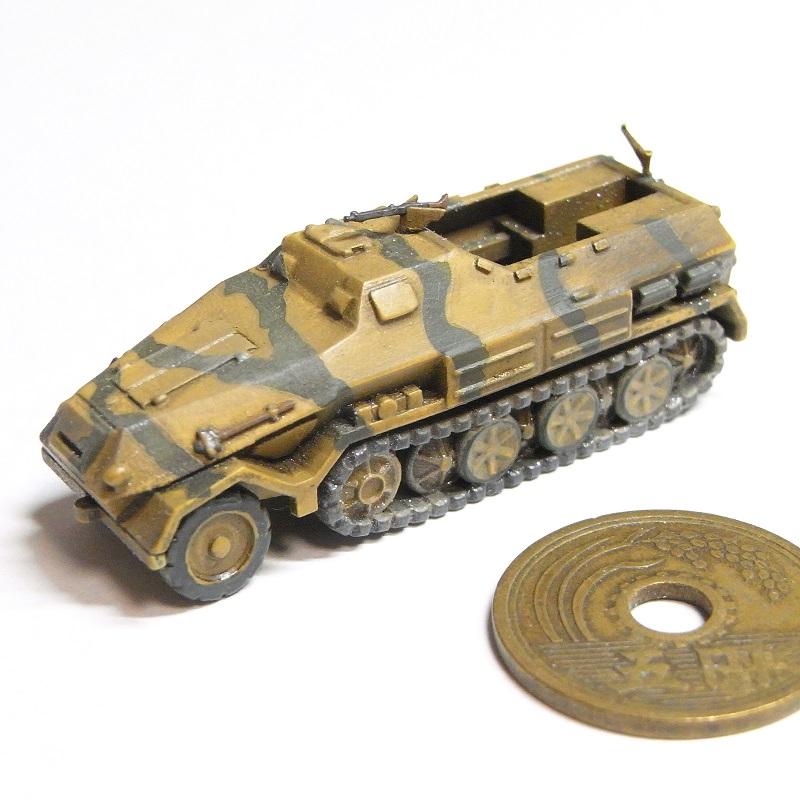 1/144 sd.Kfz 8 DB10 装甲兵員輸送車