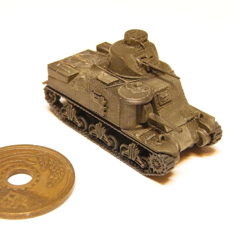 1/144 M3リー中戦車