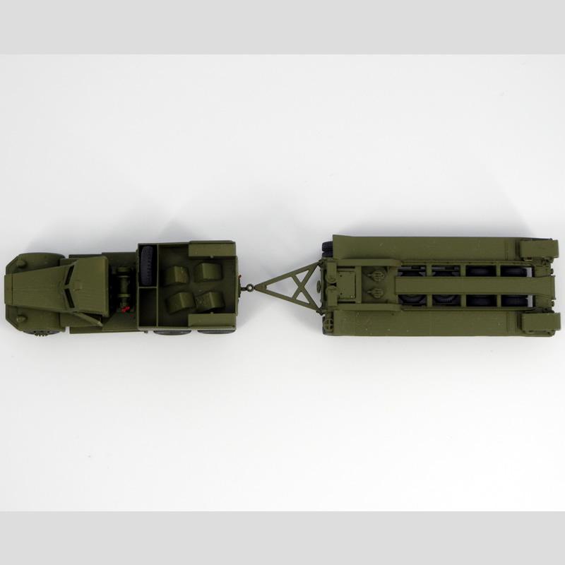 1/144 M-19 タンクトランスポーター