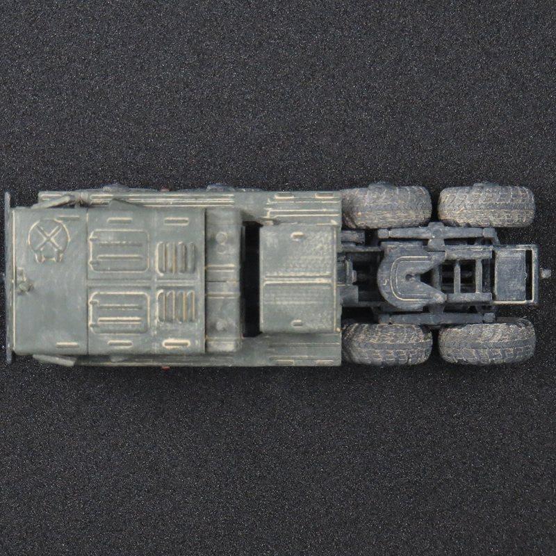 1/144 MAZ-537 重トラクター後期生産型
