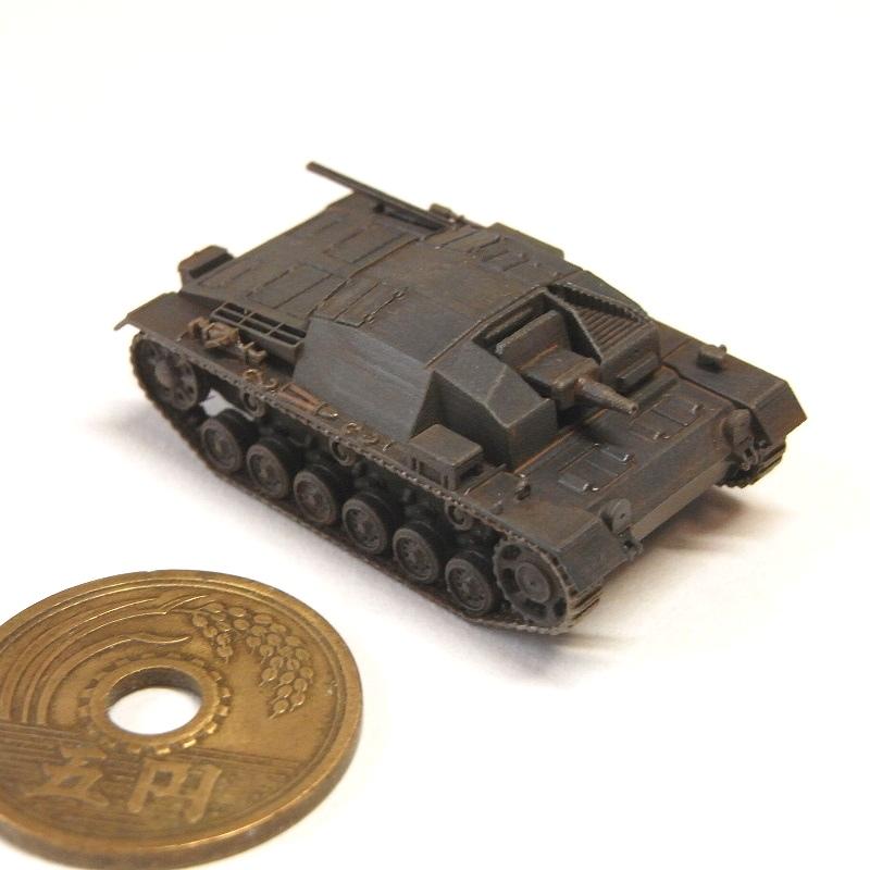 1/144 III号突撃砲B型(StuG III Ausf.B)