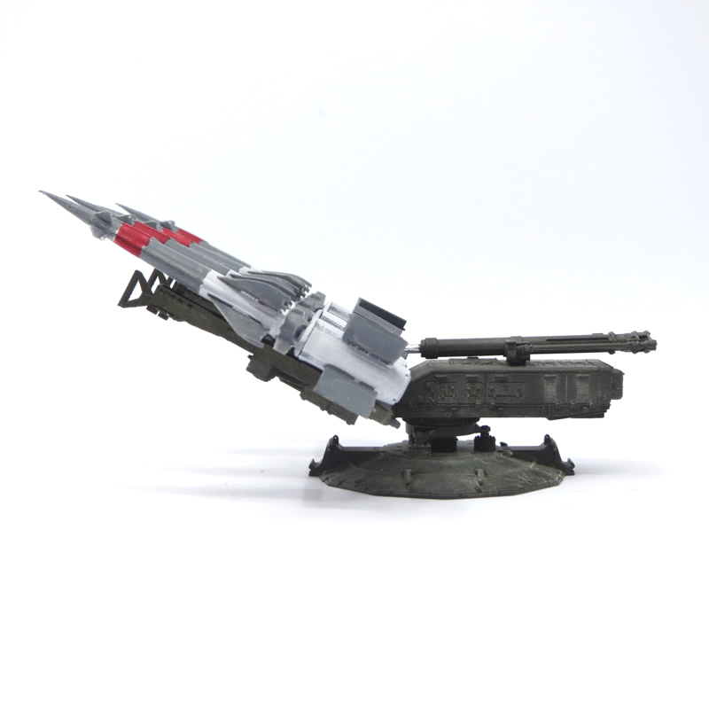 1/144 地対空ミサイル S-125 地上設置型