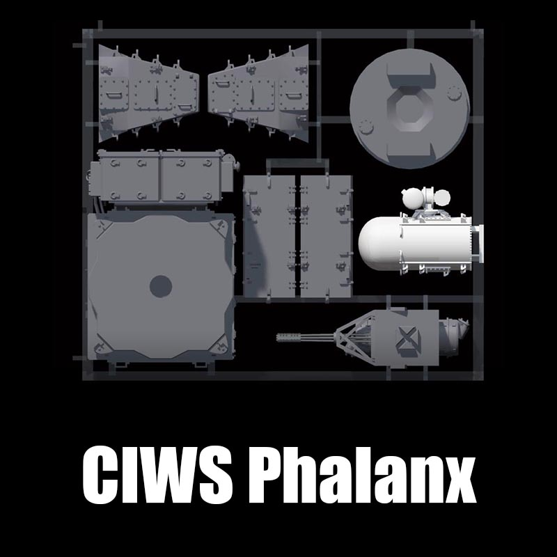1/144 CIWS Phalanx