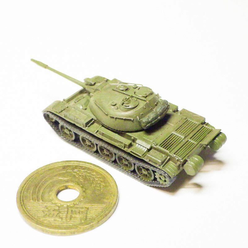 1/144 人民解放軍 62式軽戦車