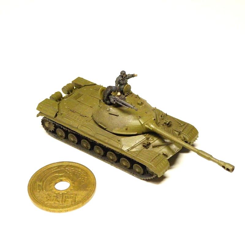 1/144 T-10A重戦車