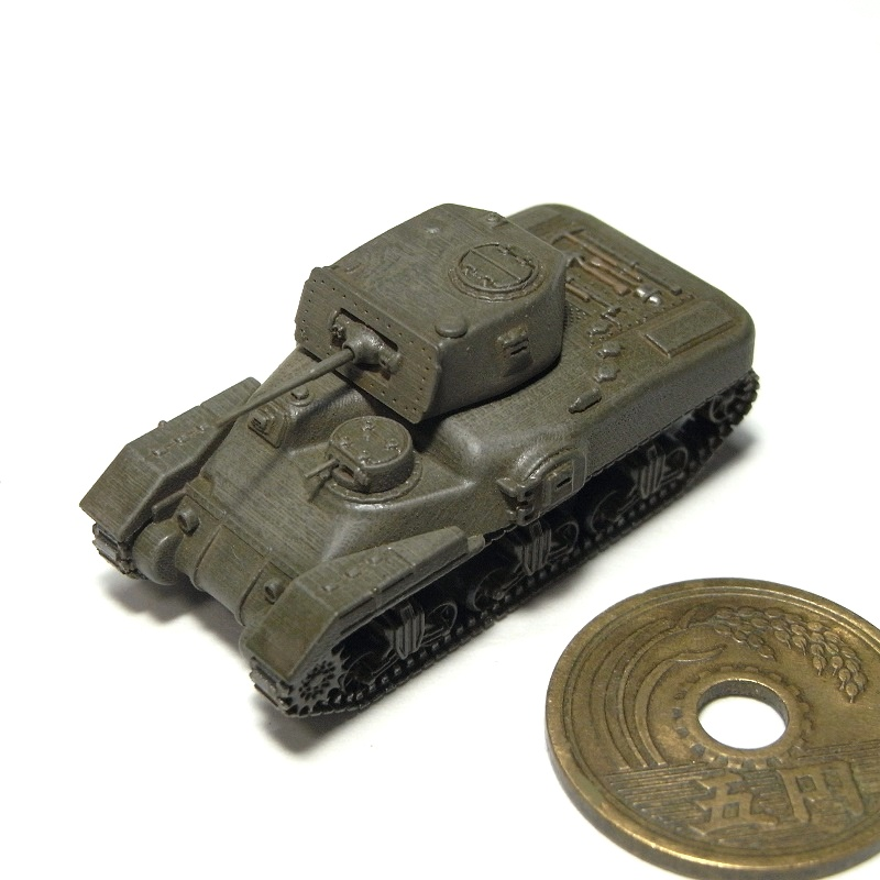 1/144 ラム巡航戦車Mk.I
