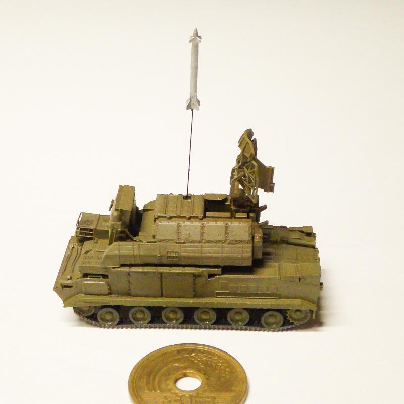 1/144 短距離防空ミサイルシステム TOR-M1
