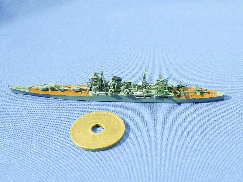1/2000 利根型重巡洋艦
