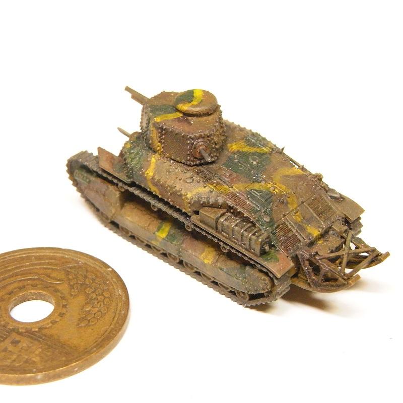 1/144 八九式中戦車甲型