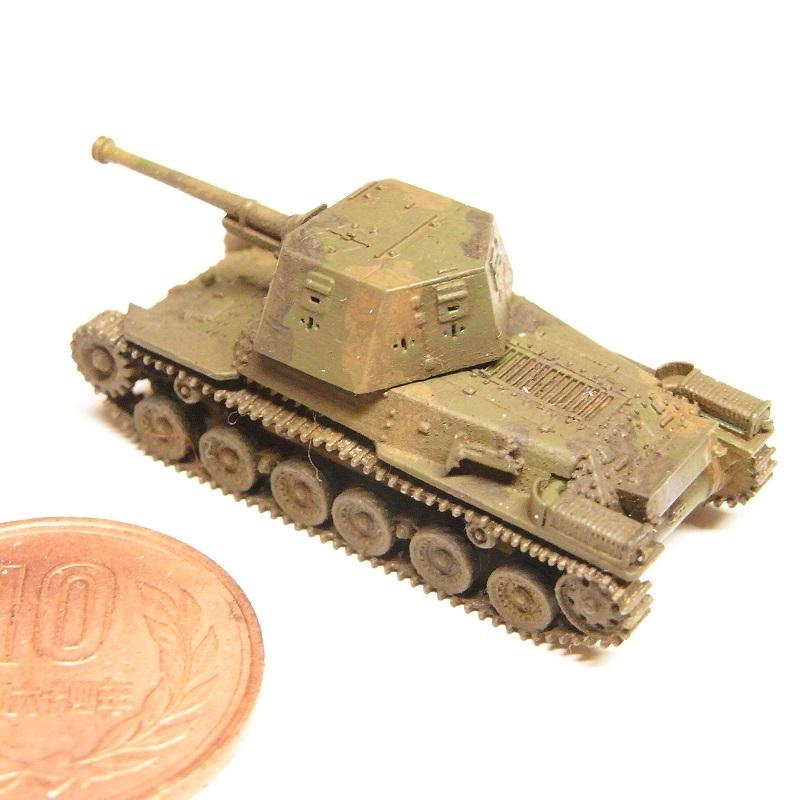 1/144 三式砲戦車(リメイク版)