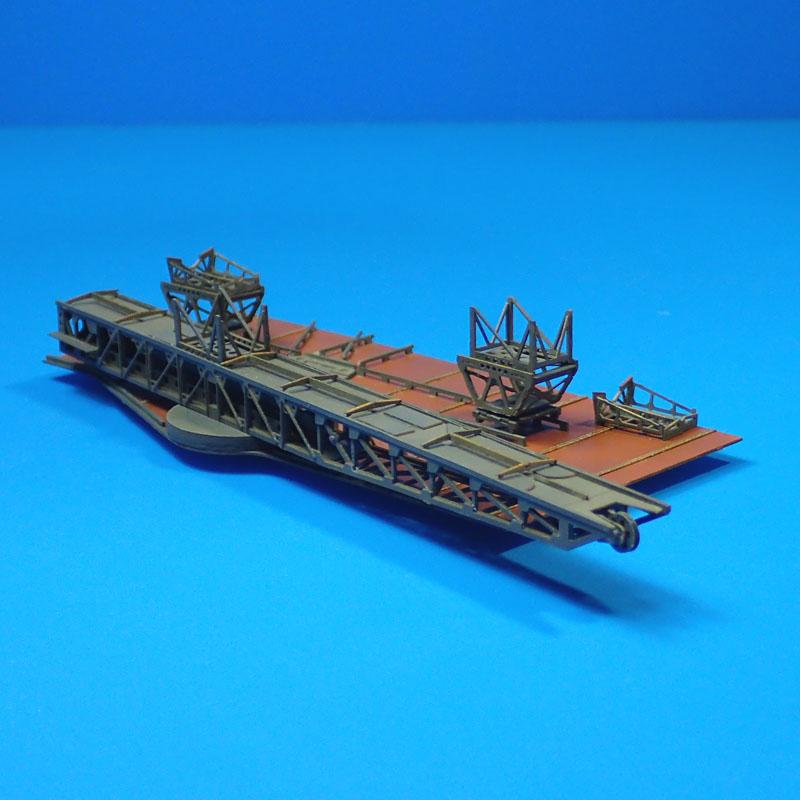 1/144 IJN 水上機飛行甲板 重巡洋艦「妙高」class