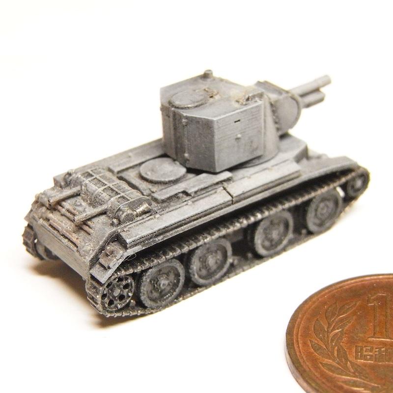 1/144 BT-42突撃砲