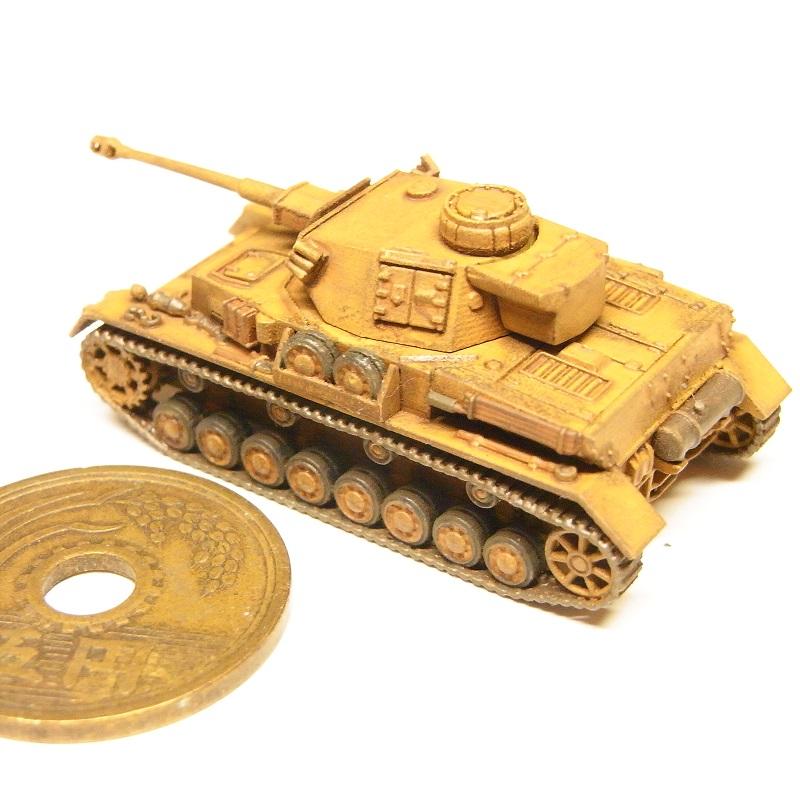 1/144 IV号戦車G型(リメイク版)(Pz.Kpfw IV Ausf.G)