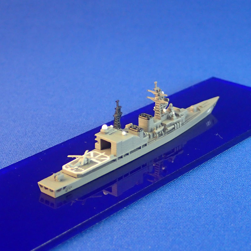 1/2000 JMSDF DD-151「あさぎり」型護衛艦