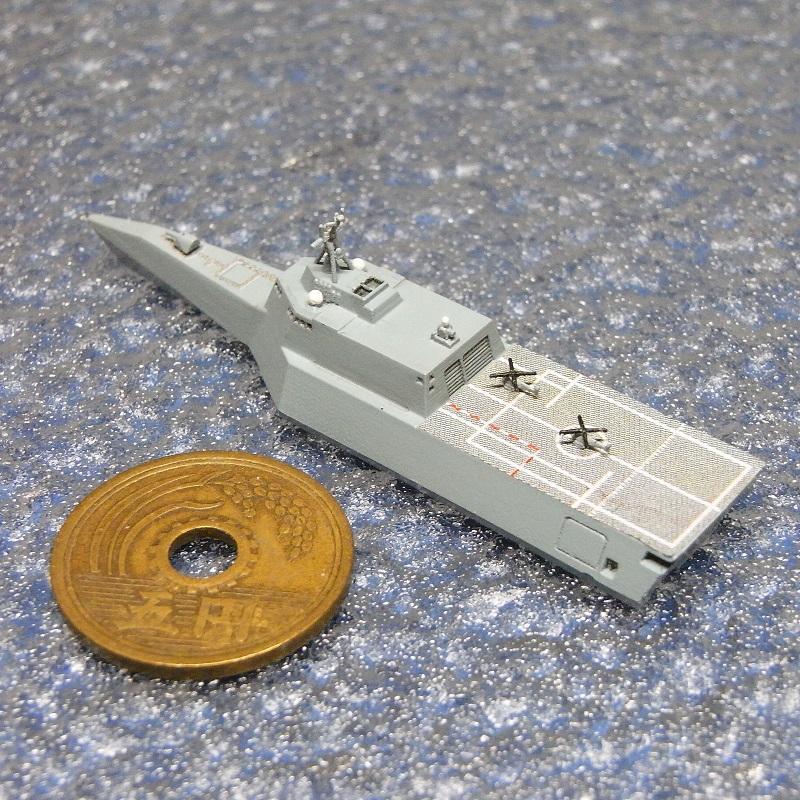 1/2000 沿海域戦闘艦 LCS-2 インディペンデンス
